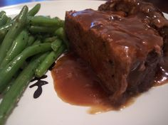 Easy Onion Meatloaf