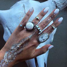 Paradigm Midi Opal Ring