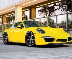 Sublime Porsche 911 Carrera 4S #Inlove #SexySaturday