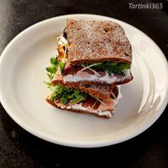 Tartinki365: Tartine 364. Rye Bread, Smoked Salmon, Goat Cheese, Sandwiches, Hot, Torrid, Paninis