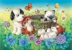 Иллюстрации художницы Lorella Flamini - Художественная галерея