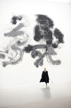 KOJI KAKINUMA 金沢21世紀美術館パーマネントコレクション決定! | 柿沼康二公式ブログ(書家・書道家・現代美術家)  第四話 柿沼康二と