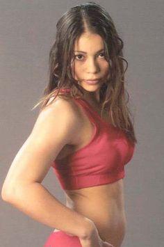 Female boxer Melinda Cooper, 23-2-0