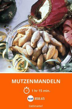 Mutzenmandeln - smarter - Kalorien: 858.65 kcal - Zeit: 1 Std. 15 Min. | eatsmarter.de
