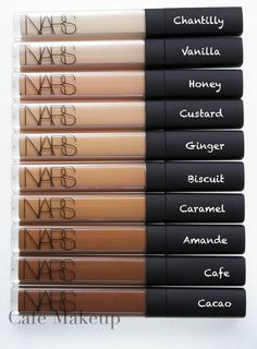 Nars Radiant Creamy Concealer. Im a perfect match to biscuit and ginger.