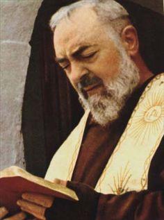 Santa Maria del Espiritu Santo - Pensamientos y Cartas Padre Pio - Angeles, Biografias de Santos y Santas y sus escritos de Fe