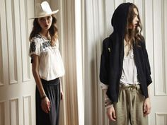 Boho Chic Fashion Styles - The Ulla Johnson Spring 2013 Collection is Perfect for Summer Styling (GALLERY)