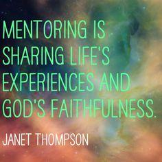 Mentoring. Check out radical mentoring today. Www.radicalmentoring.com