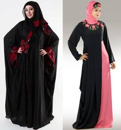 Latest designs Stylish Abaya  collection for Women's