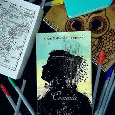 Sleepywolfread: Cerneală și stele de Kiran Millwood Hargrave