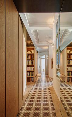 20 idee per arredare un corridoio -Via Living Corriere