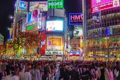 Shibuya Neighborhood   Shibuya Nightlife Tokyo's Shibuya neighborhood is a popular shopping district and entertainment center. Known for its busy streets, flashing lights, and neon advertisements, Shibuya's famous street crossing outside Shibuya train station features heavily in most films and images of modern day Tokyo.  Next to the train station is the statue of Hachikō, a legendary dog that waited for his late master every day in front of the station for twelve years. The surrounding…