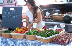 Here's How To...  Start a Farmers Market.  http://farmersmarketonline.com/howto33.htm