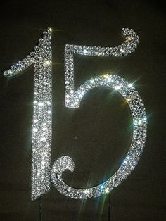Check out this item in my Etsy shop https://www.etsy.com/listing/224579292/quinceanera-monogram-cake-topper