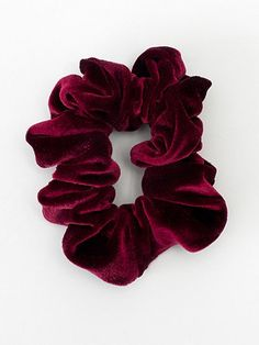 Velvet Scrunchie | American Apparel