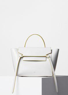 Mini Belt Bag in Palmelato - セリーヌについて
