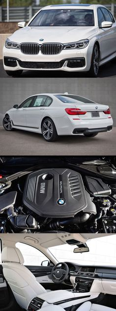 BMW 7-SERIES! A NEW FLAGSHIP SALOON WITH BUNCH OF ENGINES Get more details at: https://www.bmwengineworks.co.uk/blog/bmw-7-series-new-flagship-saloon-bunch-engines/
