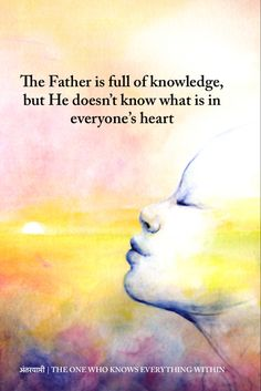 The Father says- I am not a thought reader. I come to tell you what part I play and what part you play. Faith Quotes, Bible Quotes, Fathers Say, Gods Eye, Gods Plan, Bible Lessons, Faith In Humanity, Faith In God, Bible Scriptures