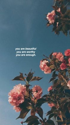 Because He is beautiful, He is worthy, and He is enough. As Jesus is in heaven, so are you in this world.