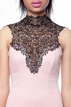 i like the idea of this but not this exactly. i like the lace panel that goes into a full body shirt