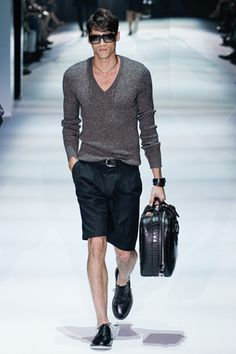 Gucci Spring 2012 Menswear