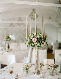 fairytale-like wedding at Obermayerhofen castle in Austria Table Decoration Wedding, Table Decorations, Color Themes, Marie, Fairy Tales, Castle, Fine Art, Photography, Colour