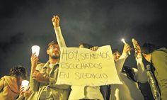 Con multitudinaria marcha ciudadanos pidieron no dejar morir acuerdos de paz - ElEspectador.com
