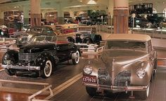 The Top Ten Car Museums in the World - 2. Henry Ford Museum