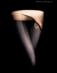 Guinness has had some epic ad slicks. Beer glass manipulated to look like a womans thighs
