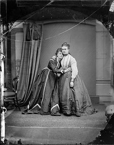 """historical-nonfiction: """" Stella (Ernest Boulton) was Victorian England's most beautiful female impersonator, Fanny (Frederick Park) her inseparable companion. Stella was lauded for her beautiful soprano voice, and had a lengthy relationship with..."""