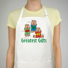 Greatest Gifts Personalized Apron
