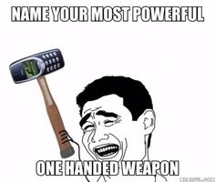 Nokia Hammer