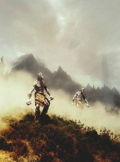 Skyrim - giants