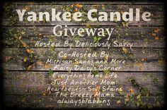 yankeecandle giveaway!!
