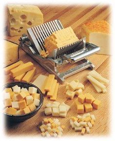 Nemco Cheese Cutter 55300A-2 Italian Express, Food Cutter, Food Preparation, Kitchenware, Cheese, Easy, How To Make, Entertaining, Kitchen Gadgets