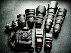 The Nikon Dream Team!