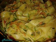 Asparagus, Noodles, Cabbage, Food And Drink, Healthy Recipes, Dishes, Chicken, Vegetables, Macaroni