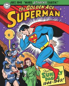 Superman co-creator, Jerry Siegel was born 100 years ago today. A true legend.