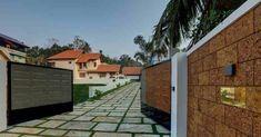 കൗതുകങ്ങൾ നിറയുന്ന വീട്, ഒപ്പം വാസ്തുവും! വിഡിയോ   Home Plans Kerala   House Plans Kerala   Home Style   Manorama Online Kerala Houses, Kerala House Design, Brick Architecture, House Plans, Farmhouse, Exterior, How To Plan, Contemporary, House Styles