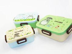 Totoro Bento Boxes