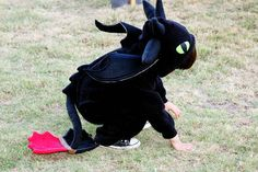 This last-of-its-kind dragon. | 37 Cheap And Easy Sweatsuit Halloween Costumes