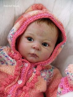 New Release Reborn Baby Doll Kit Claire By Ann Timmerman Included Reborn Babypuppen, Reborn Toddler Dolls, Reborn Dolls, Reborn Babies, Wiedergeborene Babys, Fake Baby, Realistic Baby Dolls, Kool Kids, Child Smile