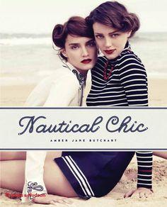 Coffee Table Book   Nautical Chic   Salt Living #saltliving #nauticalchic #book