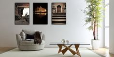Blog wnętrzarski - design, nowoczesne projekty wnętrz: Obrazy na ścianę - wystrój wnętrz