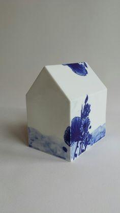 Stephanie Rhode /porcelain houses China stephanierhode.nl