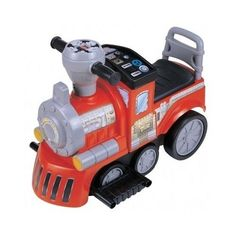Ride On Train Kids Small Battery Operated Powered Toddler Pretend Play Preschool #NewStar