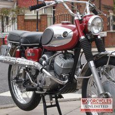1968 Bridgestone Hurricane Classic Japanese Bike for Sale | Motorcycles Unlimited