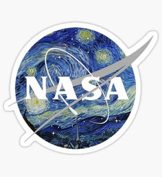 Nasa Starlight Sticker