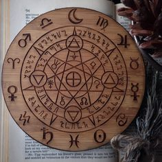 Elemental Crystal Grid by SacraLuna on Etsy