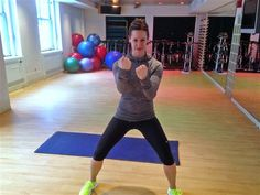 jenna wolfe, weekly fit tip, fitness, working out, 10-minute workout, cardio, tabata, hiit